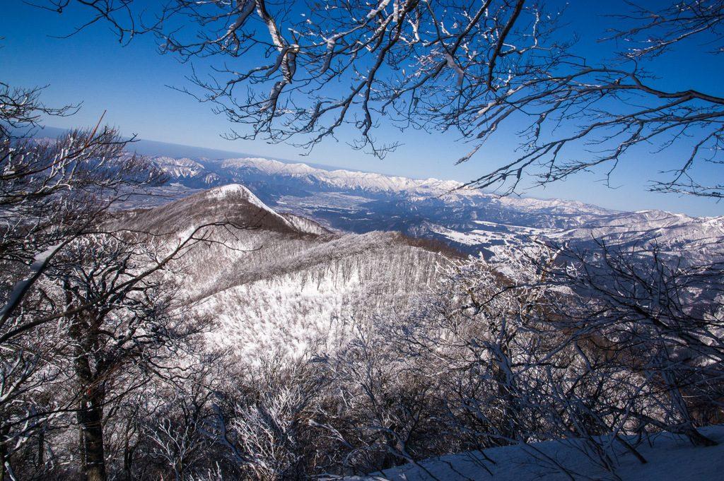 荒島岳(福井県大野市)