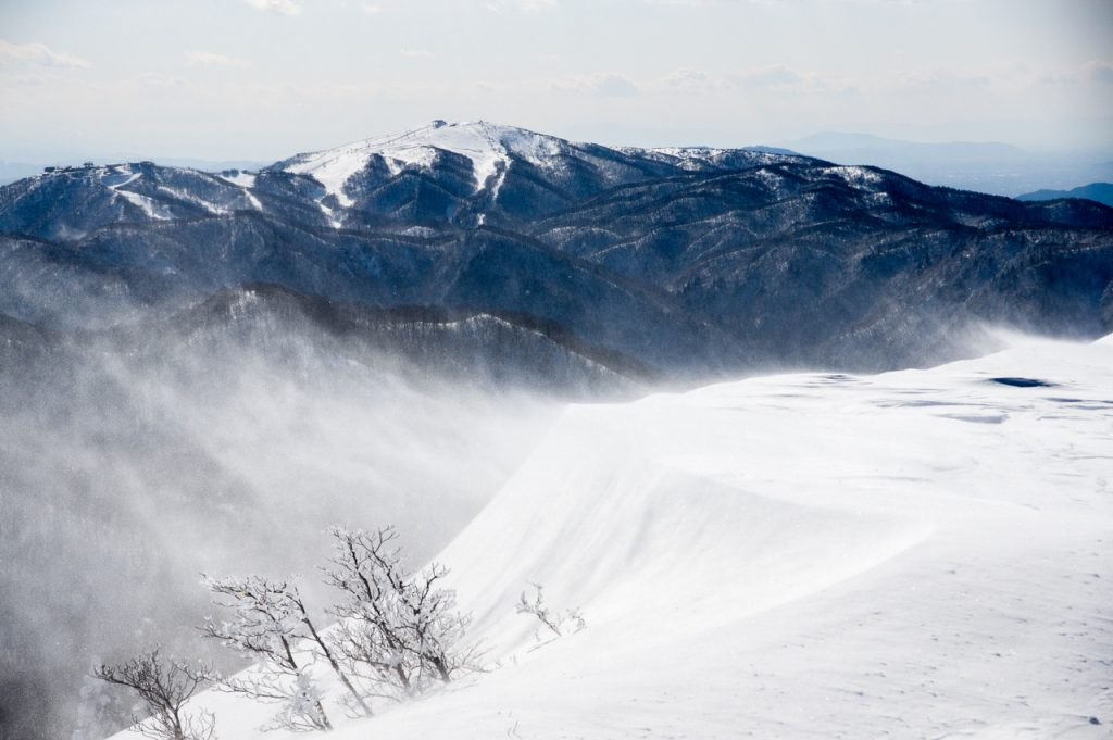 武奈ヶ岳(滋賀県/比良山系)