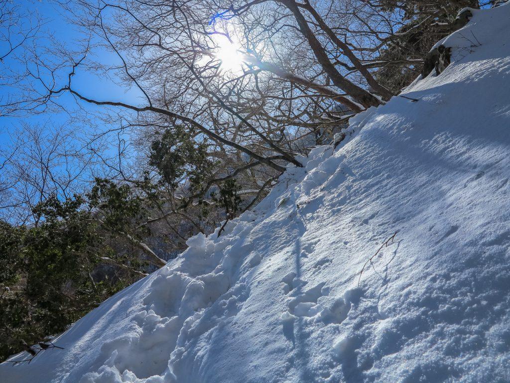 シェークスピア氷柱群(奈良県川上村)