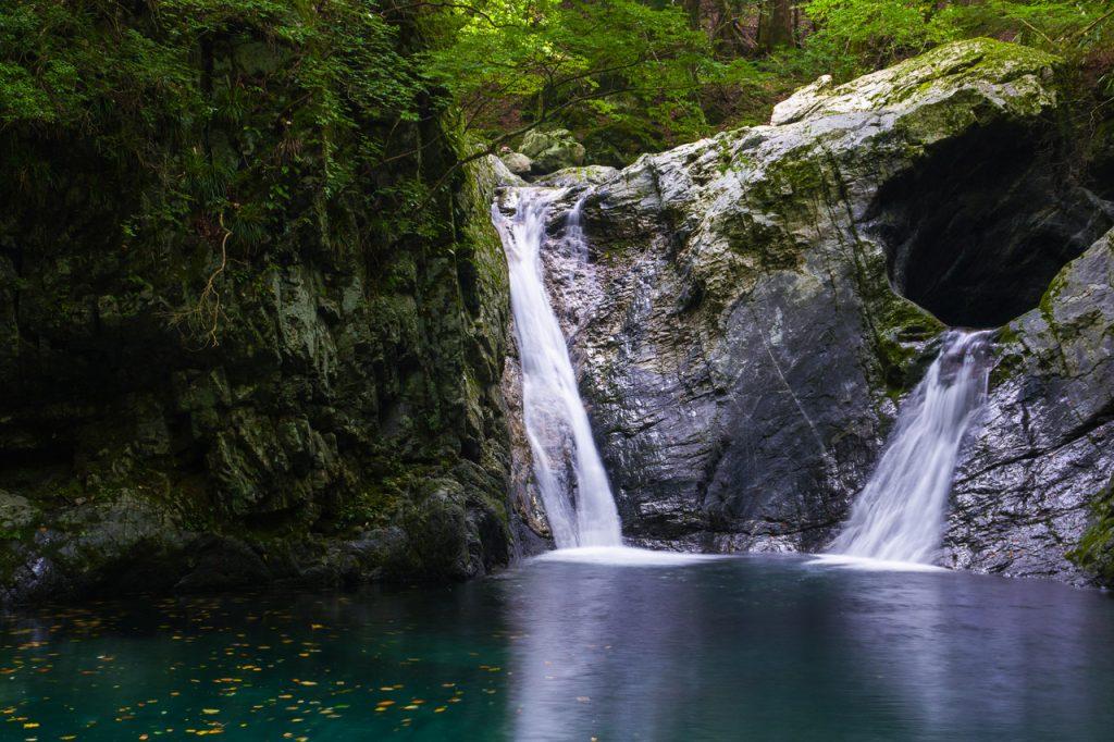 神童子谷(奈良県/大峰山脈)