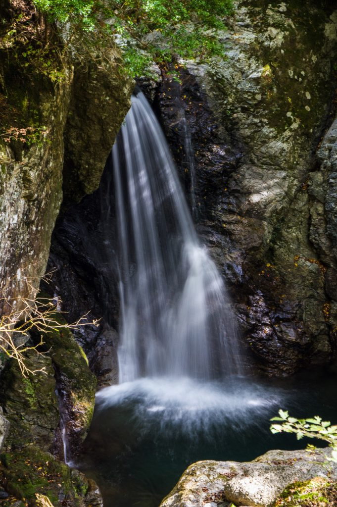 岩戸の滝(川上村)