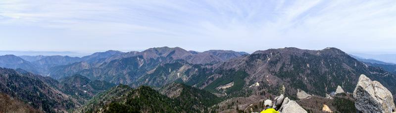 鎌ヶ岳(三重県/鈴鹿山脈)
