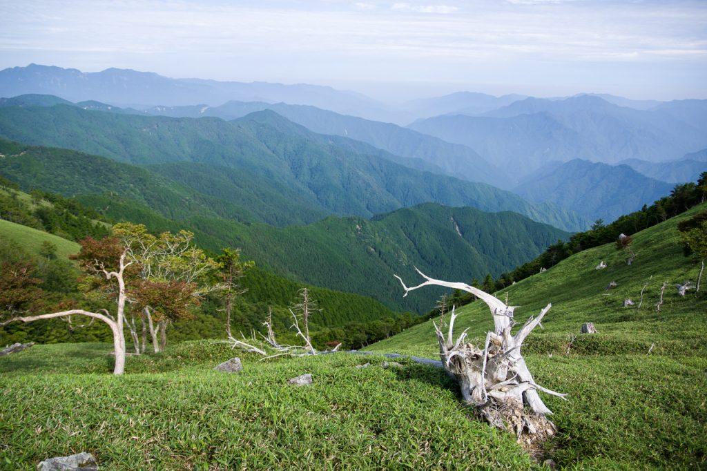 北大台(奈良県)