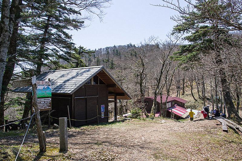 稲村ヶ岳(奈良県/大峰山脈)