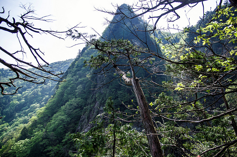 弥山川双門コース(奈良県/大峰山脈)