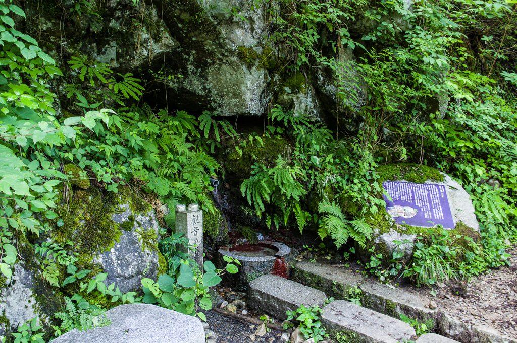 観音峰山(奈良県/大峰山脈)