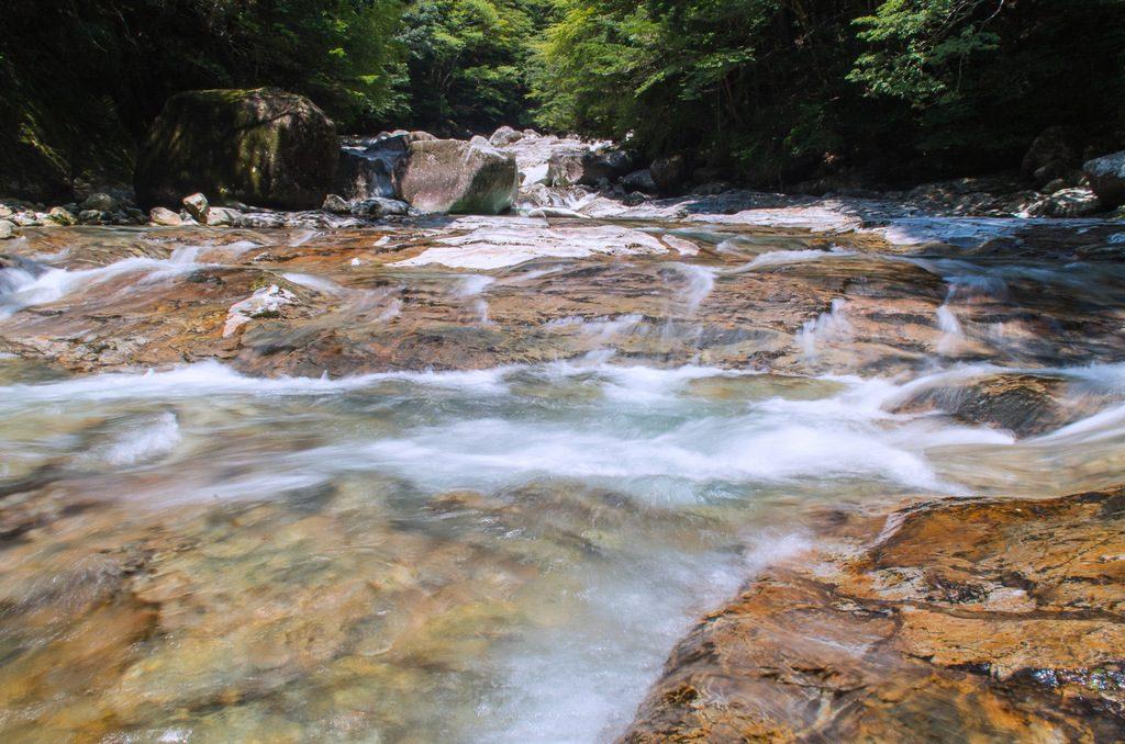 前鬼川(奈良県/大峰山脈)