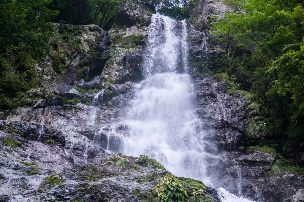 下多古本谷(奈良県/大峰山脈)
