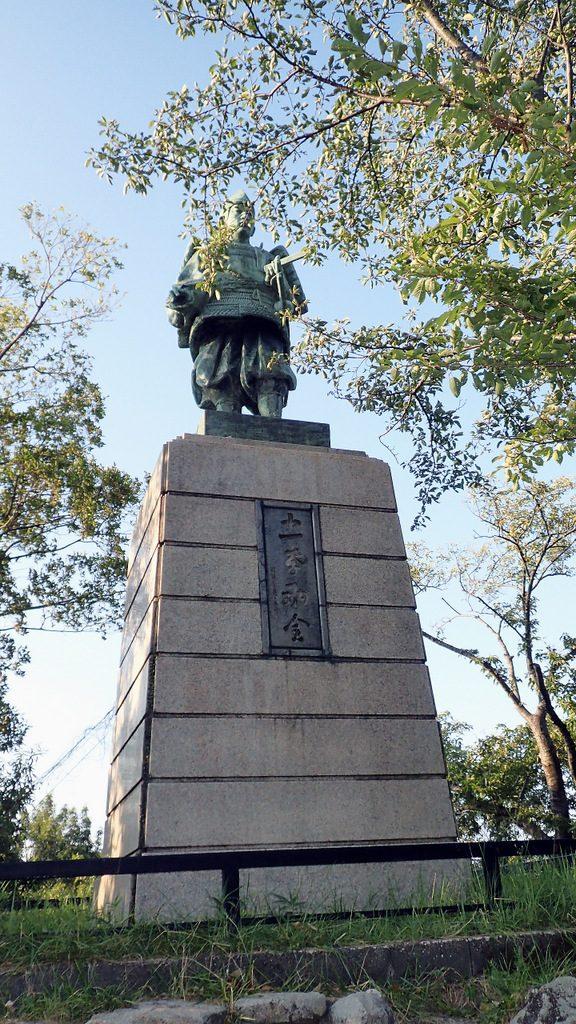 飯盛山三好道(2018/08/05)