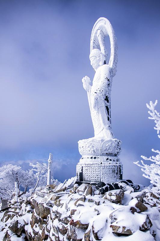 釈迦ヶ岳(奈良県/大峰山脈)