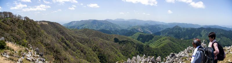御池岳(滋賀県/鈴鹿山脈)