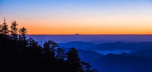 大台ケ原(奈良県/台高山脈)