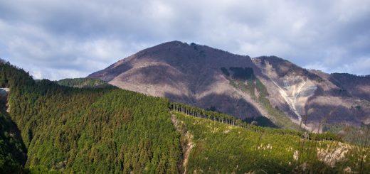 高見山(奈良県/台高山脈)