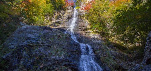 琵琶の滝(下多古)