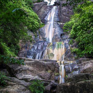 落ケ滝(滋賀県大津市)