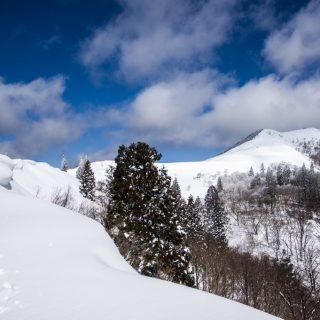 武奈ヶ岳(滋賀県/比良山地)