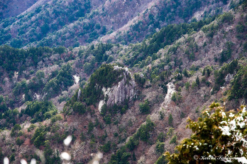 千手岳(1357m)